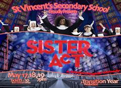 """""""Sister Act"""" Transition Year Musical"""