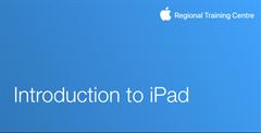 Introduction to iPad