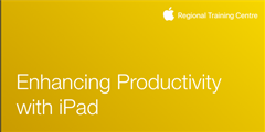 Enhancing Productivity with iPad