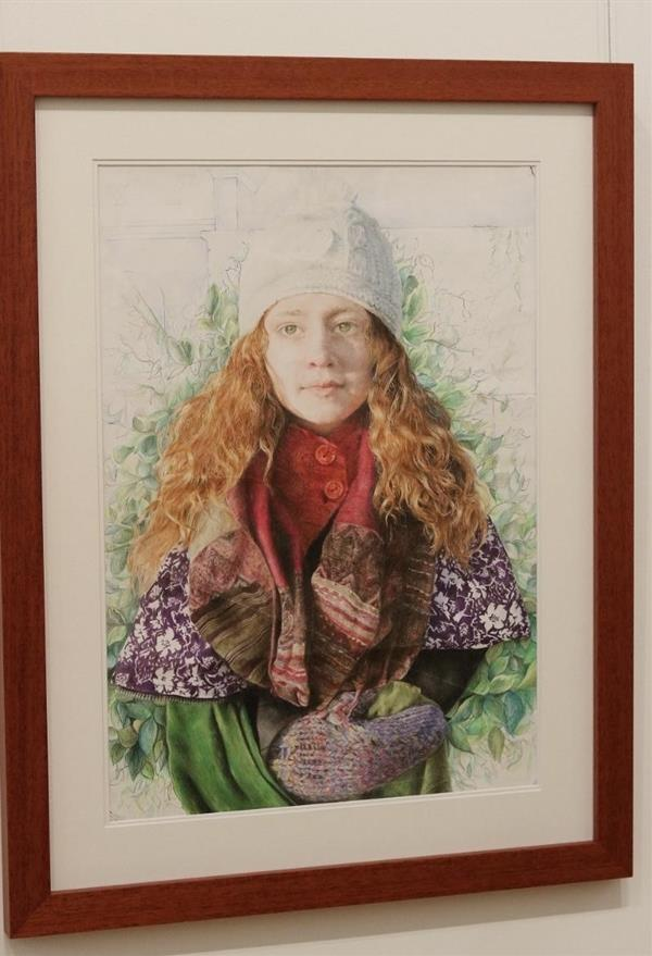 Cara Pilbeam awarded prestigious Art prize