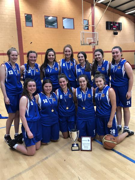 North East Region U19 Basketball Champions