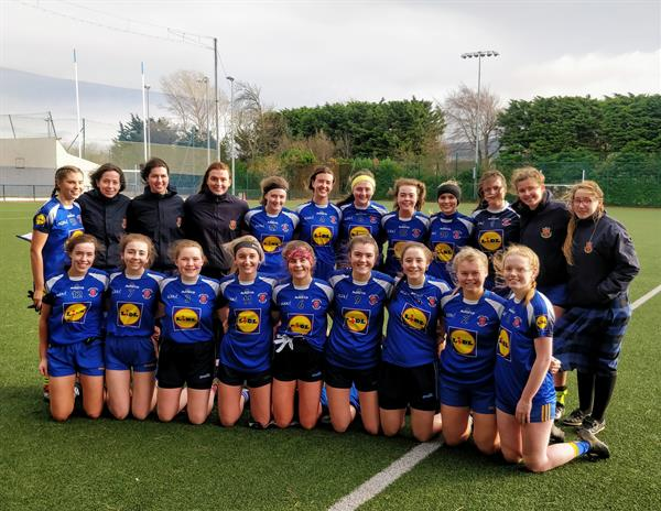 Senior Gaelic team reach Leinster Semi Final