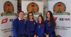 Certified Irish Angus Beef Schools Competition